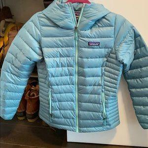 NWT Patagonia Down Sweater Hoody Jacket XS